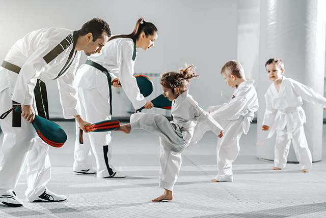 Adhdtkd3, Legacy Martial Arts in  Kennett, PA