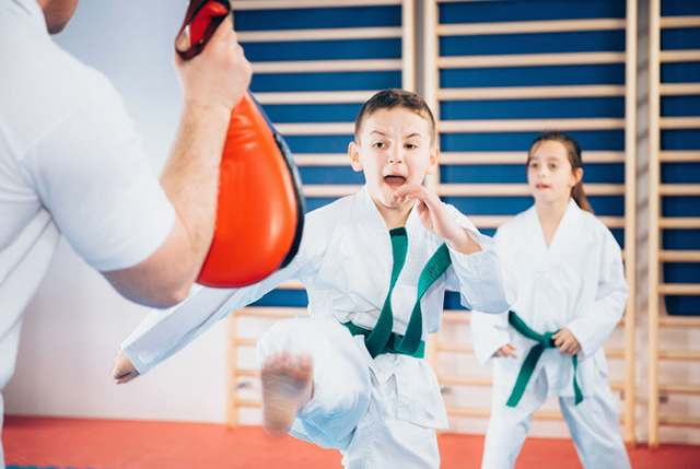 Fitness, Legacy Martial Arts in  Kennett, PA