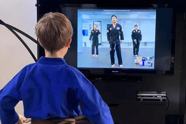 Kidsvirtualnologo, Legacy Martial Arts in  Kennett, PA